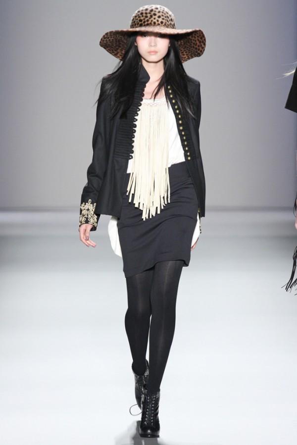 Nicole Miller в сезон есен-зима 2012-2013