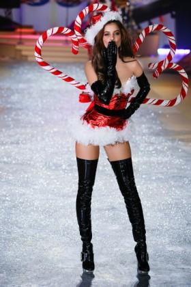 Шоуто на Victoria's Secret 2012: Календарни момичета