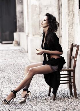 Любим модел – Madalina Ghenea