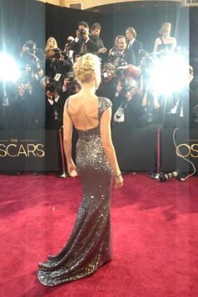 Най-красивите рокли в света на модата на Оскари 2013