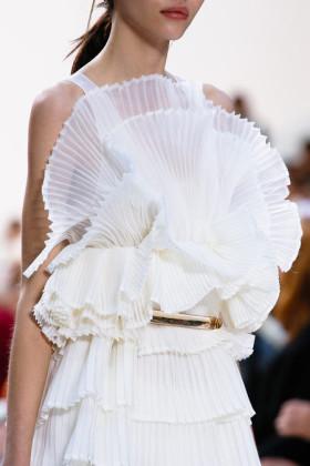 Френски стил и женственост в колекцията на Chloé за сезон пролет/лято 2013