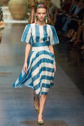 Dolce&Gabbana пролет-лято 2013