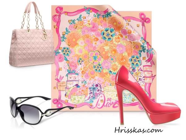 Аксесоари Dior сезон пролет/лято 2013