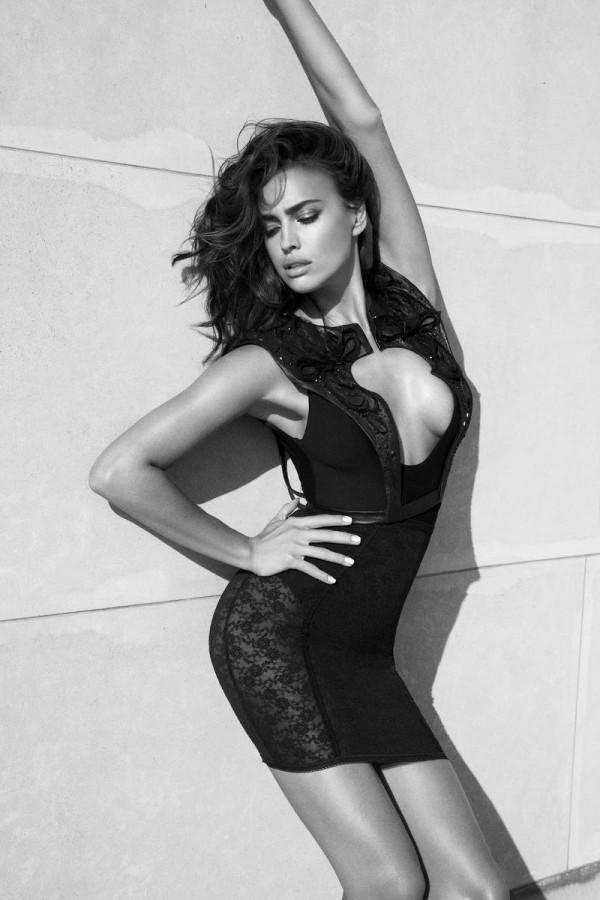 Един от най-желаните модели в света на модата- Irina Shayk
