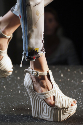 Обувки Jean Paul Gaultier от сезон пролет/лято 2013