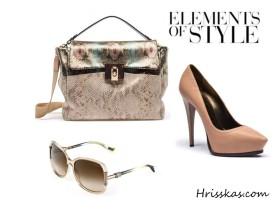 Елементи на стила: Аксесоари Lanvin от сезон пролет/лято 2013
