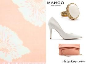 Mango аксесоари в сезон пролет/лято 2013