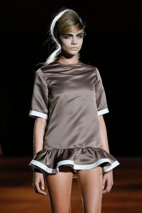 Marc Jacobs диктува тенденциите в сезон пролет-лято 2013