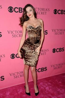 Стилът на Miranda Kerr