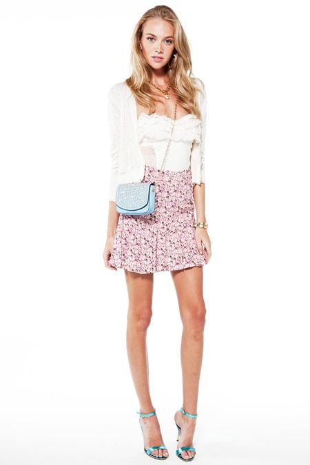Свежата колекция на Juicy Couture за сезон пролет/лято 2013