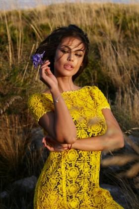 Любим модел – Madalina Ghenea част 2