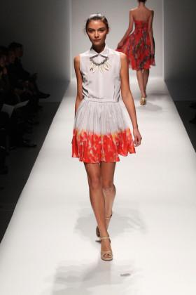 Снимки от модното ревю на ADEAM за сезон пролет/лято 2013