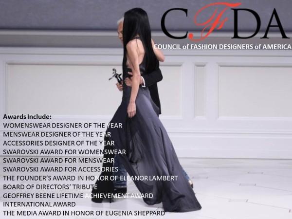 Модни награди CFDA 2013