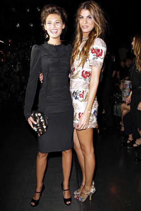 Най-стилните визии от първия ред на модните ревюта от SS2013