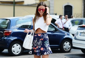 Street style: Модни тенденции лято 2013