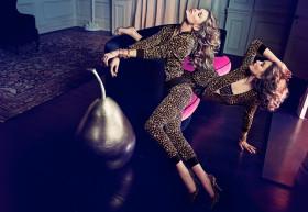 Дивата рекламна кампания на Juicy Couture есен/зима 2013