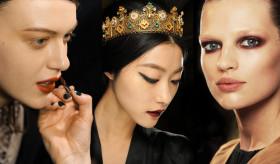 Топ 5 модни тенденции при грима в сезон есен/зима 2013