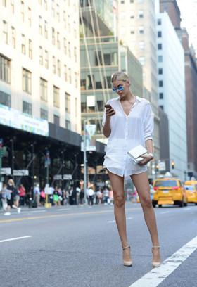 Street style вдъхновения от седмицата на модата в Ню Йорк