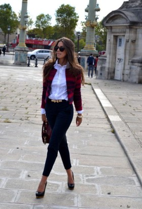 Street style с дрехи и аксесоари Zara