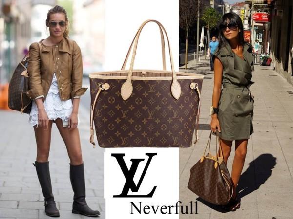 Най-популярните модели чанти на Louis Vuitton