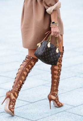 Street style от седмицата на модата