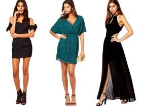 Вечерни рокли от Asos