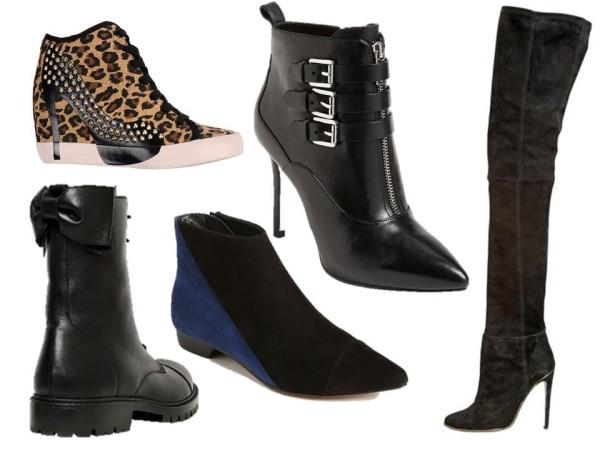 5 модела обувки, които трябва да имате в сезон есен/зима 2013