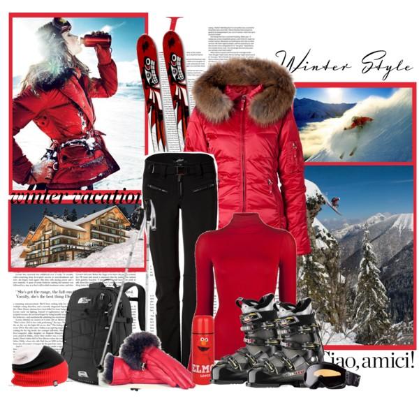Най-добрите модни сетове за вашата ски ваканция