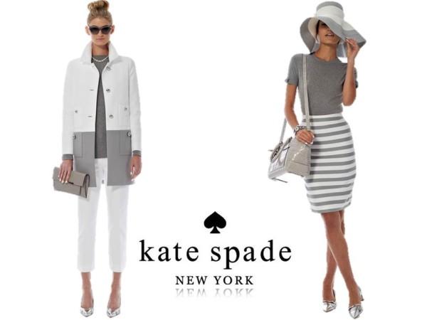 Kate Spade New York пролет/лято 2014