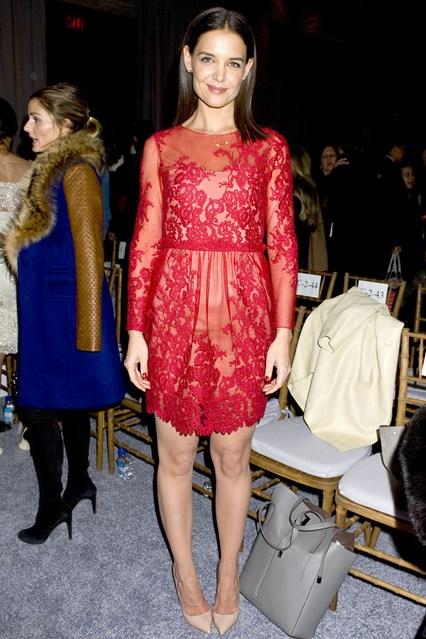 От първия ред на модните ревюта в седмицата на модата в Ню Йорк