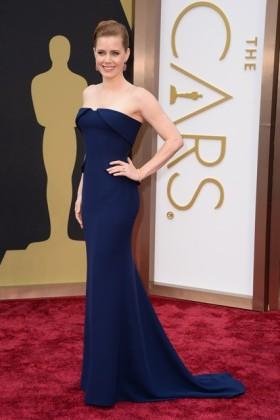 На червения килим на Оскари 2014