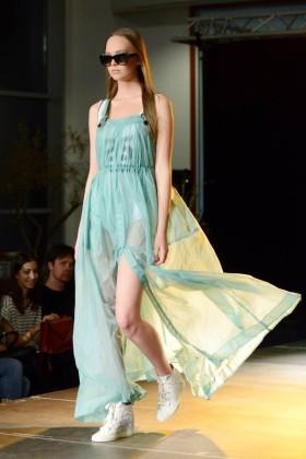Моден репортаж от ревюто на Paradise Center за сезон пролет 2014