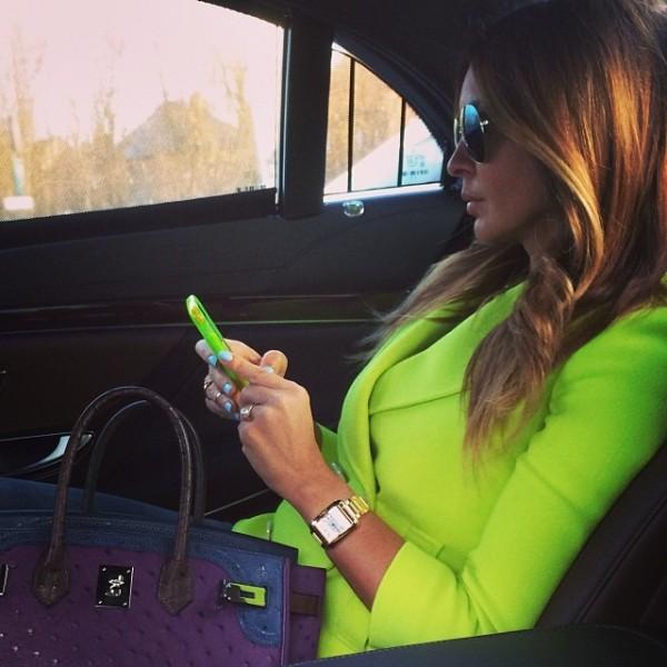 Една жена с удивително усещане за стил