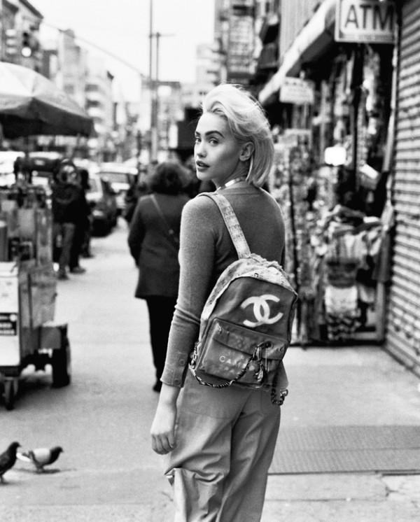 По улиците на Ню Йорк с Laurel Pantin