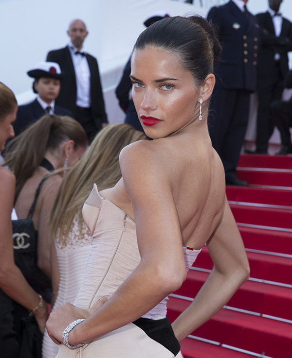 Chopard Red Carpet – Cannes 2014