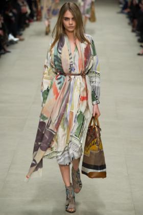 Модни тенденции есен/зима 2014: Арт принтове