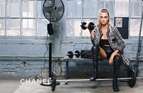 COCO COACH – рекламната кампания на Chanel сезон есен/зима 2014/15