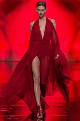 Модни тенденции есен/зима 2014: Червеният цвят