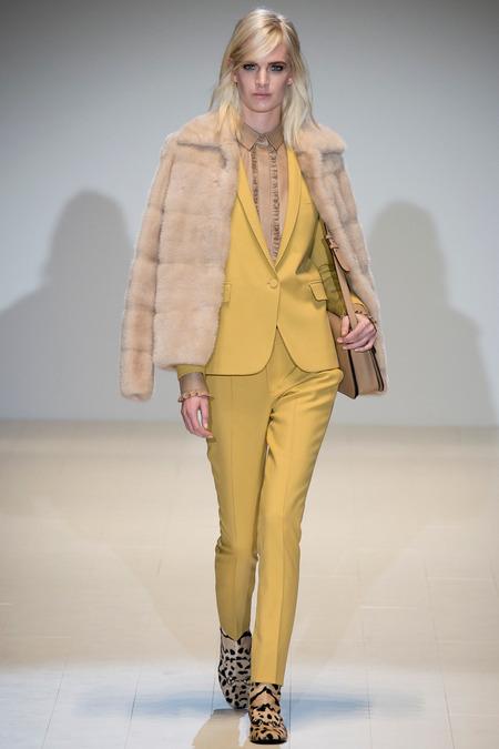 Модни тенденции есен/зима 2014: Костюм с панталон
