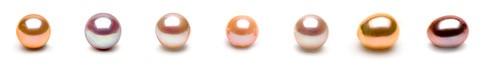 Цветове на сладководните перли