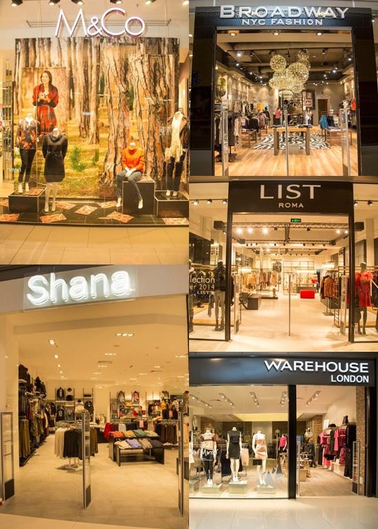 Нови модни брандове за следене в Sofia Ring Mall