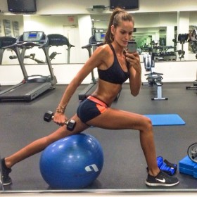 Фитнес мотивация – Изабел Гулар
