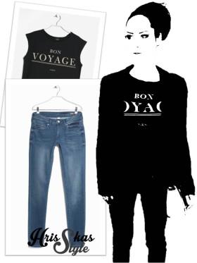 Модни сетове с дрехи и аксесоари от разпродажбите
