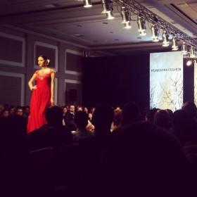Инстаграм моменти от модното шоу на София Борисова