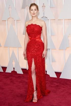 Най-красивите рокли на Оскари 2015