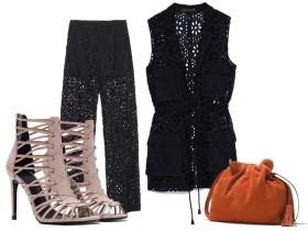 Модни сетове Zara пролет/лято 2015