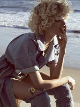 Alisa Ahmann за Vogue Japan – март 2015