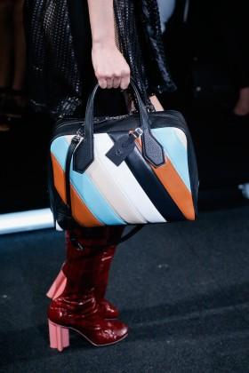 Чанти и обувки от колекцията на Louis Vuitton за сезон пролет/лято 2015