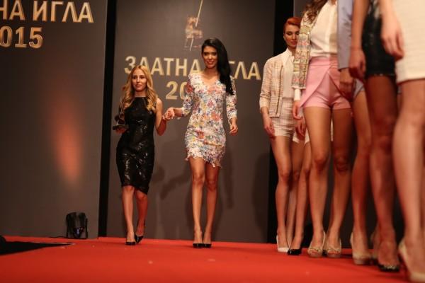 Христина Ангелова – най-добър млад дизайнер на 2015