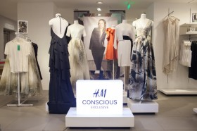 Ексклузивният шопинг на H&M Conscious Exclusive 2015